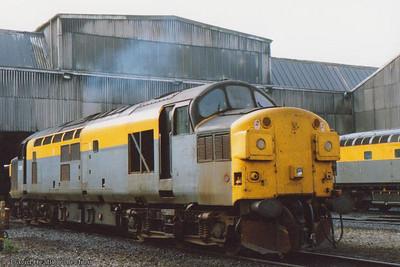 Class 37's in Scotland