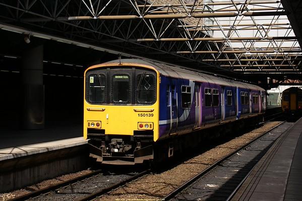 Unit 150139 090714 Manchester Victoria [jg]