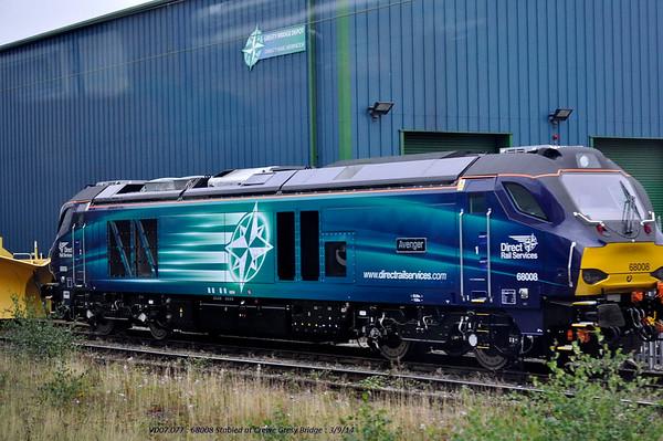 Loco 68008 140903 Crewe [jg]