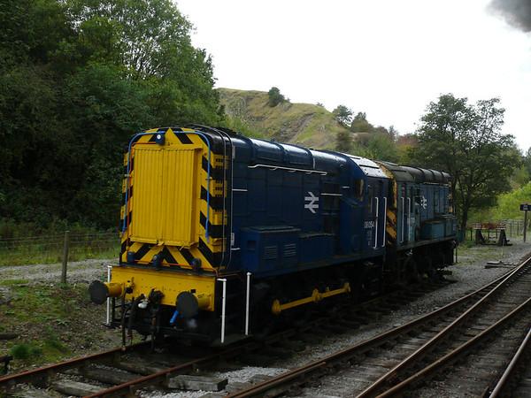Diesel Loco - 08054 101002 Bolton Abbey