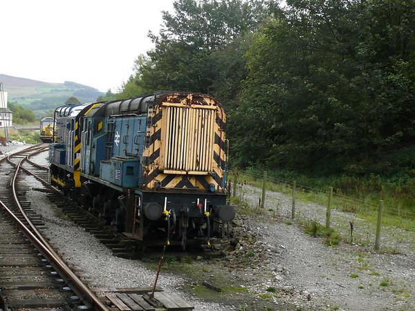 Diesel Loco - 08773 101002 Bolton Abbey
