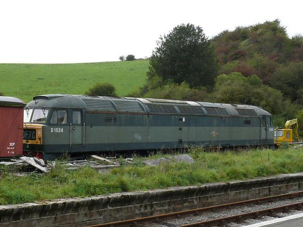 Diesel Loco - D1524 101002 Bolton Abbey