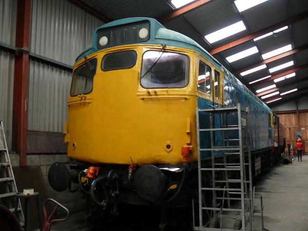 Diesel Loco 27024 101009 Haverthwaite