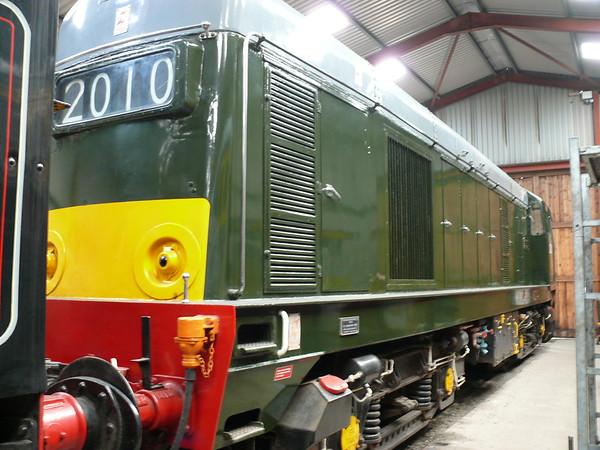 Diesel Loco 20214 101009 Haverthwaite