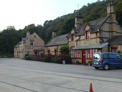 Station Buildings 101009 Haverthwaite
