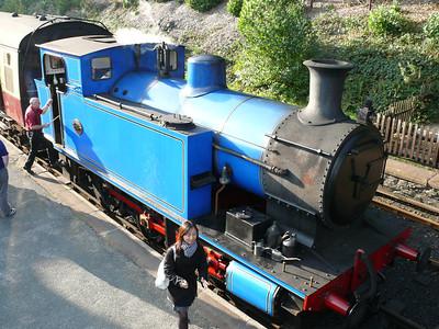 Steam Loco Barclay 101009 Haverthwaite