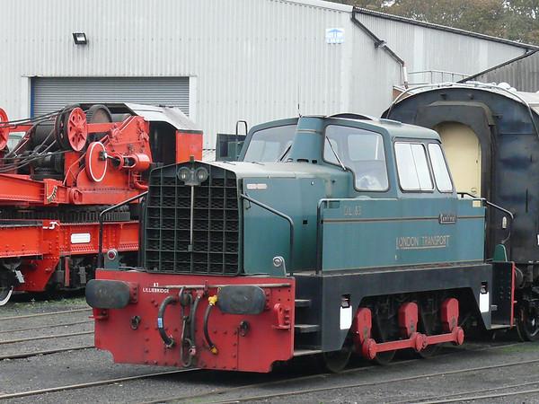 Diesel Loco DL83 110903 Wansford
