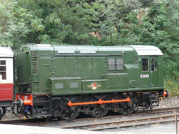 Diesel Shunter D3940 110616 Sheringham