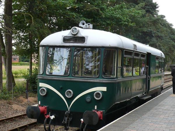 Diesel Railbus E79960 110616 Holt
