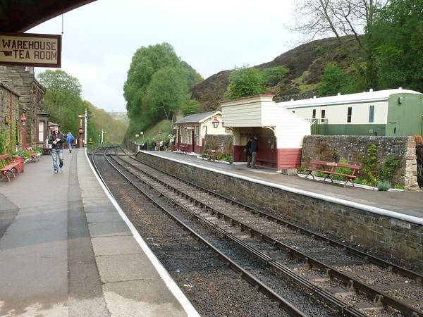 Goathland Station 110429