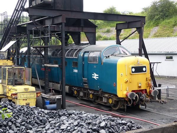 Diesel Loco D9000 120719 Grosmont