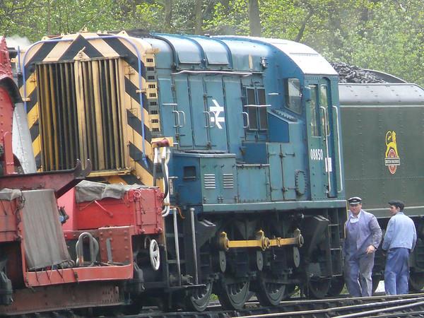 Diesel Loco 08850 110429 Grosmont