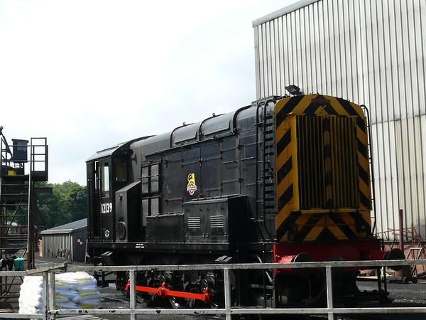 Diesel Loco 12139 110803 Grosmont