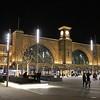 Kings Cross Railway Station Frontage 1 Feb 17