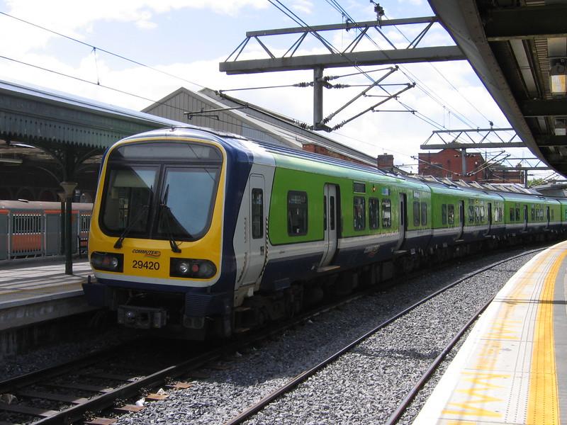 Iarnrod Eireann 29420 Connolly Stn Dublin Jun 05