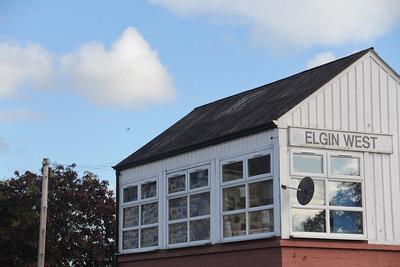 Elgin West Signal Box 7 Sep 17