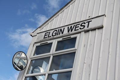Elgin West Signal Box 4 Sep 17