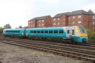 Arriva Trains Wales 175010 Chester Railway Station Sep 17