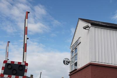 Elgin West Signal Box 5 Sep 17