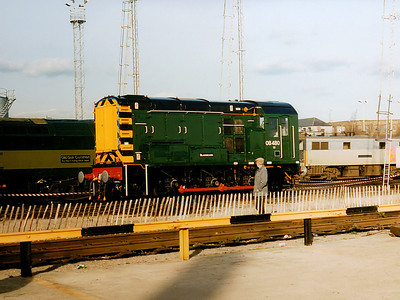 08480 at Old Oak Common TMD on the 19th March 1994