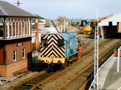 08443 at Bo'ness on the 18th April 1999