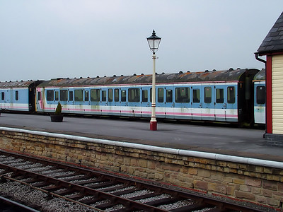 51398 lurks at Swanwick Junction on the 31st March 2007