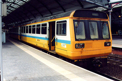 142021 at Newcastle on the 12th July 2001