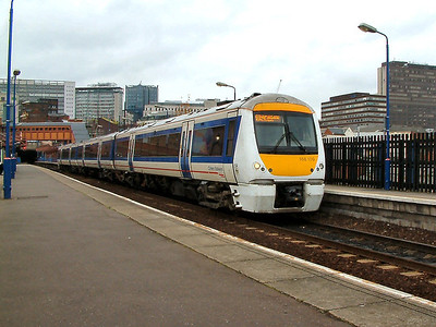 168109 calls at Birmingham Moor Street on the 31st October 2005