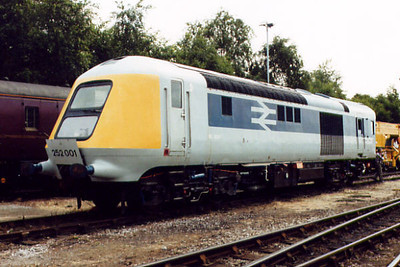 41001 at Old Oak Common TMD on the 5th August 2000