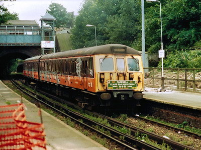 65456 at Heaton Park on the 18th August 1991