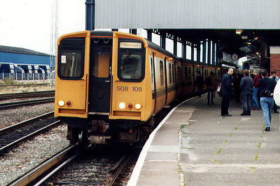 508108 at Chester on the 18th September 1994