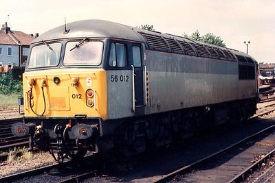 56012 at Gillingham. Photo:  PB Clark
