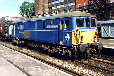 73133 at Bury Bolton Street on the 10th September 1999
