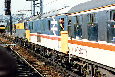 73141 at Bedford Midland on the 2nd April 1994
