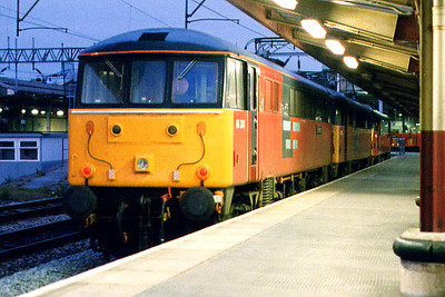 86241 at Crewe on the 18th September 1994