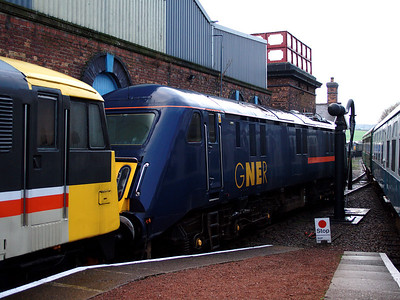 89001 faces a secure future as it stands in Barrow Hill on the 6th January 2007
