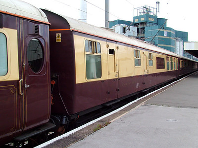 1953 at Warrington Bank Quay on the 6th July 2007