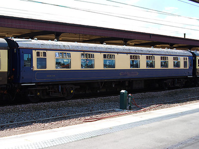 3125 at York on the 1st September 2007