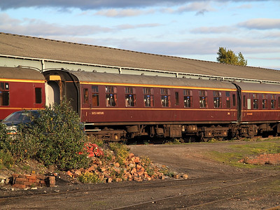 3096 at Bo'ness on the 16th October 2010