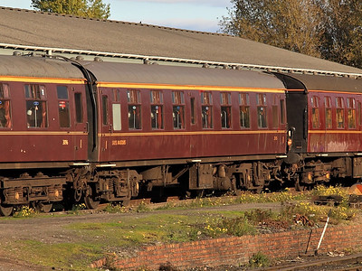 3115 at Bo'ness on the 16th October 2010