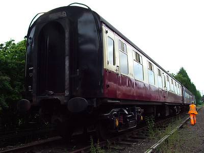 3126 at the Great Central Railway on the 22nd June 2007