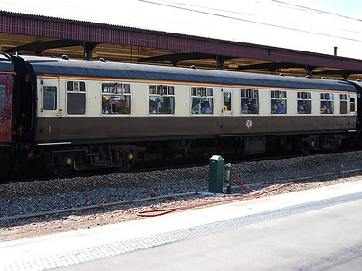 3122 at York on the 1st September 2007