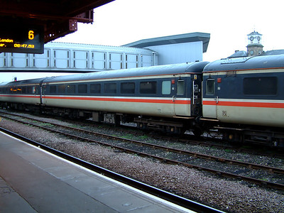 5797 at Derby on the 6th January 2007