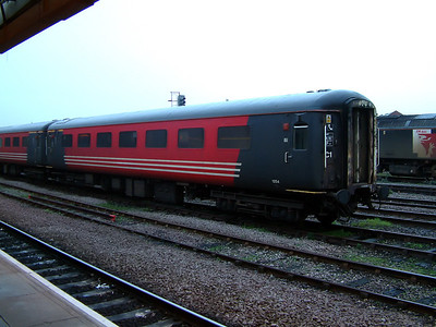 1254 at Derby on the 6th January 2007