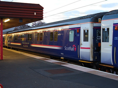 10553 at Birmingham International on the 1st March 2008