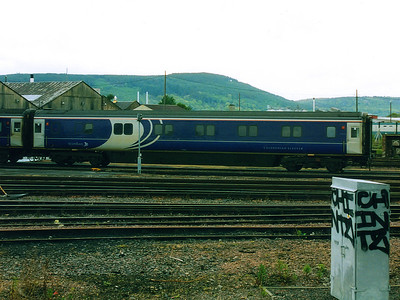 10722 stands at Inverness T&RSMD during September 2001