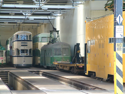 259 & 513 - Rigby Road Depot - 18th July 2004