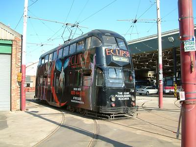720 - Rigby Road Depot - 18th July 2004
