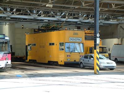 754 - Rigby Road Depot - 18th July 2004