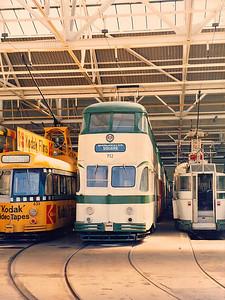 712 - Rigby Road Depot - c. Spring/Summer 1986